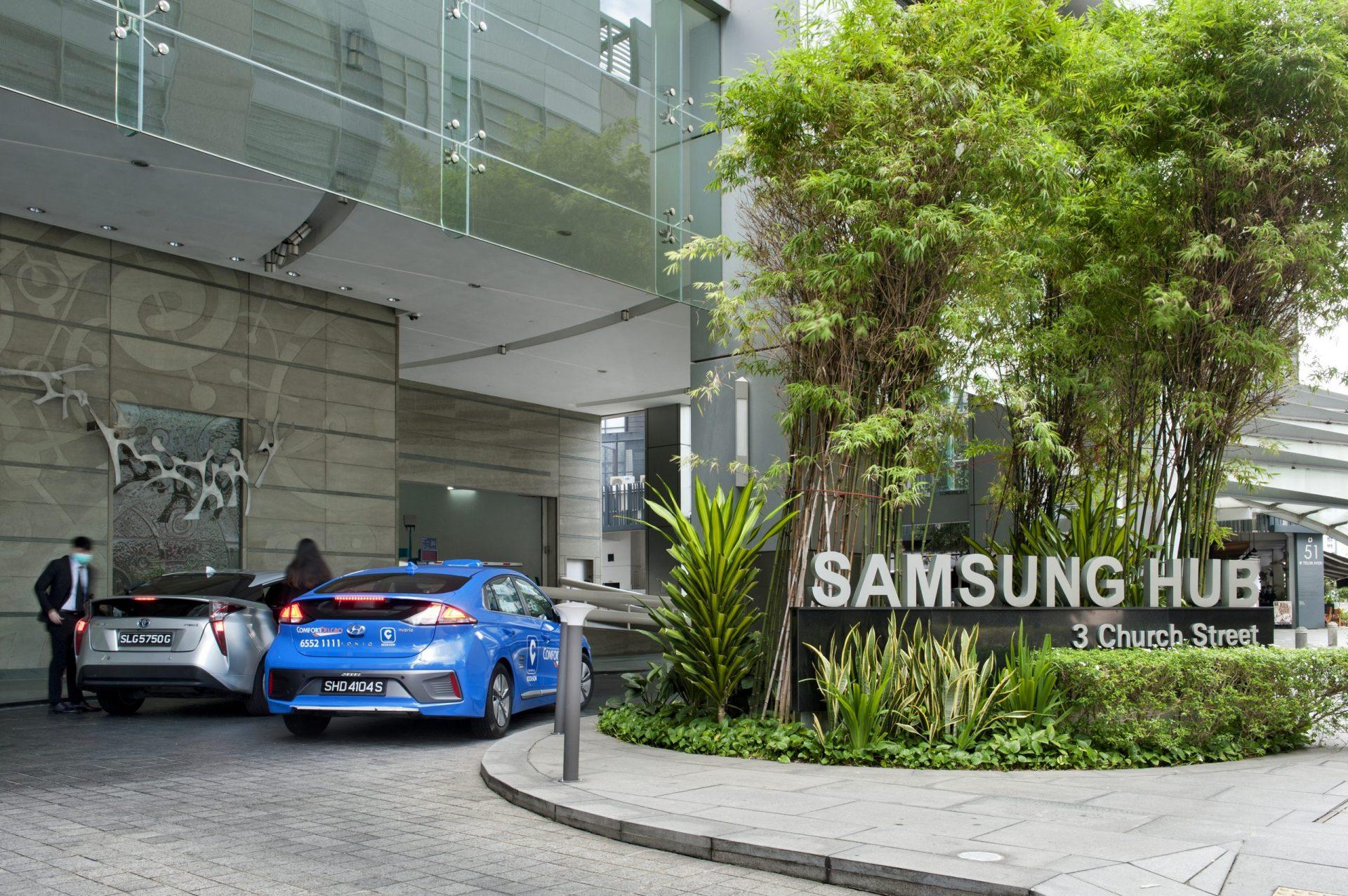 Sun Venture - Samsung Hub Drop-off Point